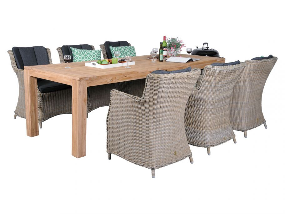 Outdoor Feelings Tomar Evora 220 diningset
