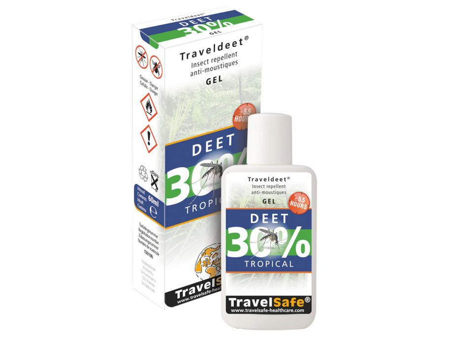 TravelSafe Traveldeet 30% gel