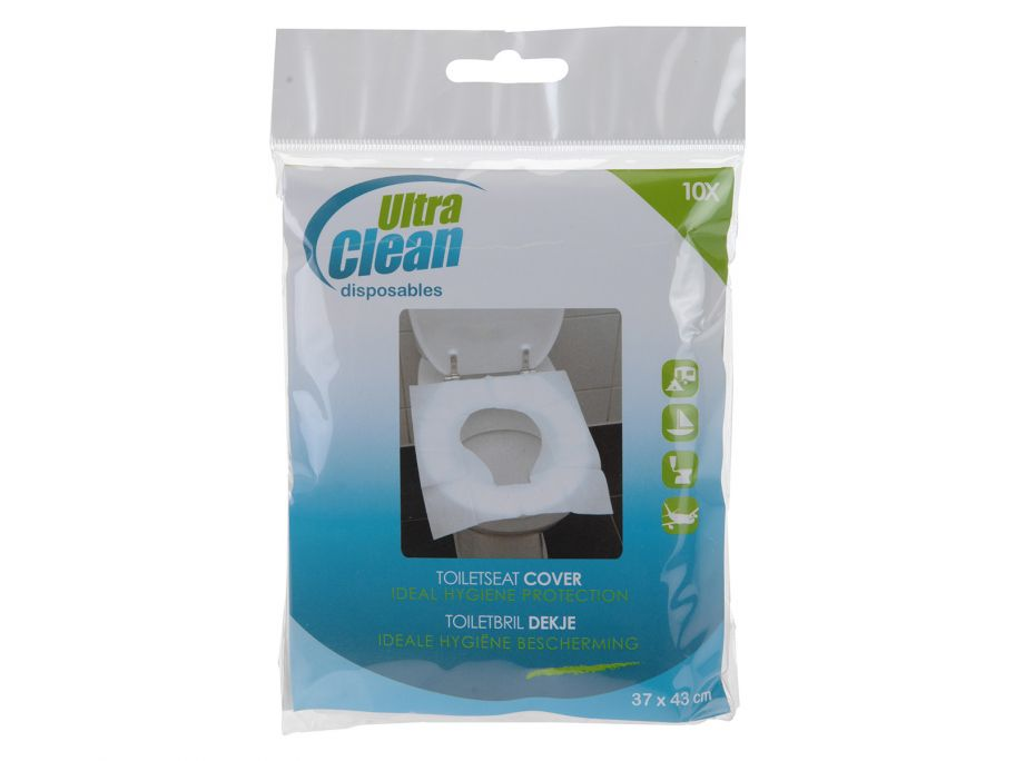 Ultra Clean toiletbril dekje