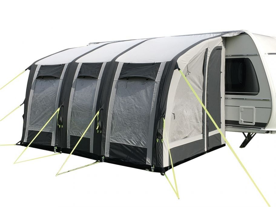 Obelink Viera Space 390 300D Easy Air caravanvoortent