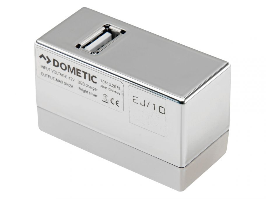 Dometic USB oplaadadapter voor rail