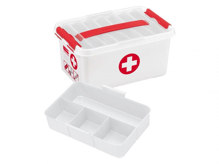 Sunware First Aid Box