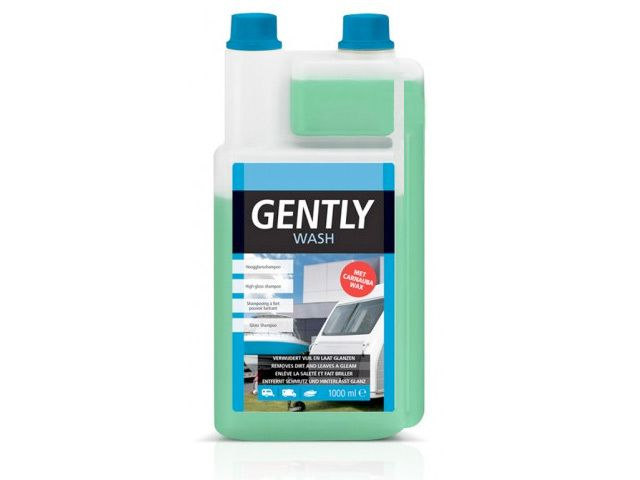 Gently Wash shampoo
