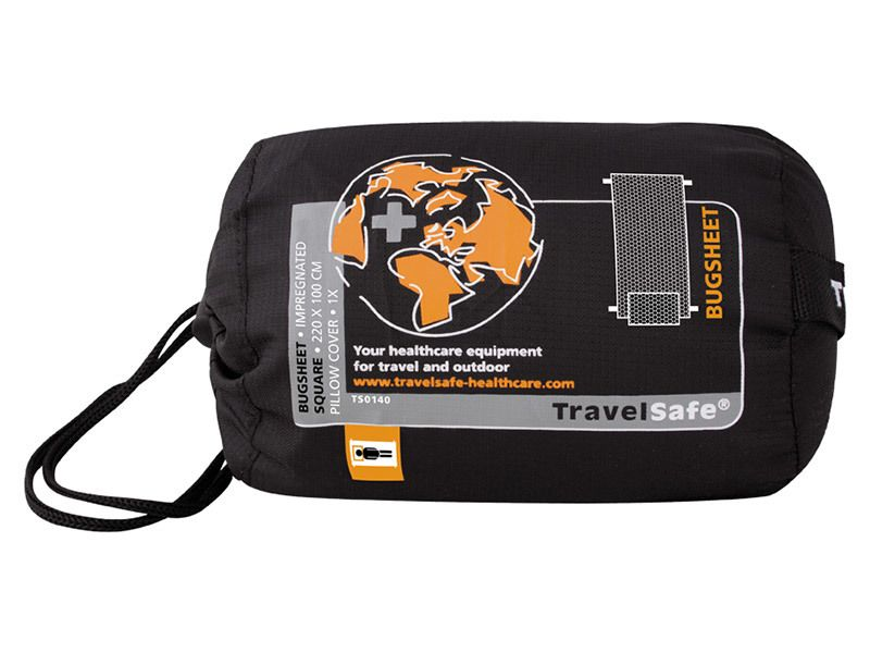 Travelsafe Bug Sheet onderlaken