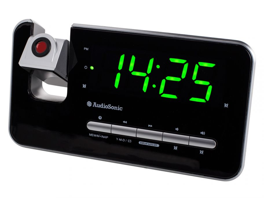 Audiosonic clock radio CL-1492