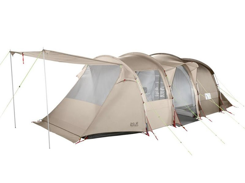 Jack Wolfskin Travel Lodge RT tunneltent