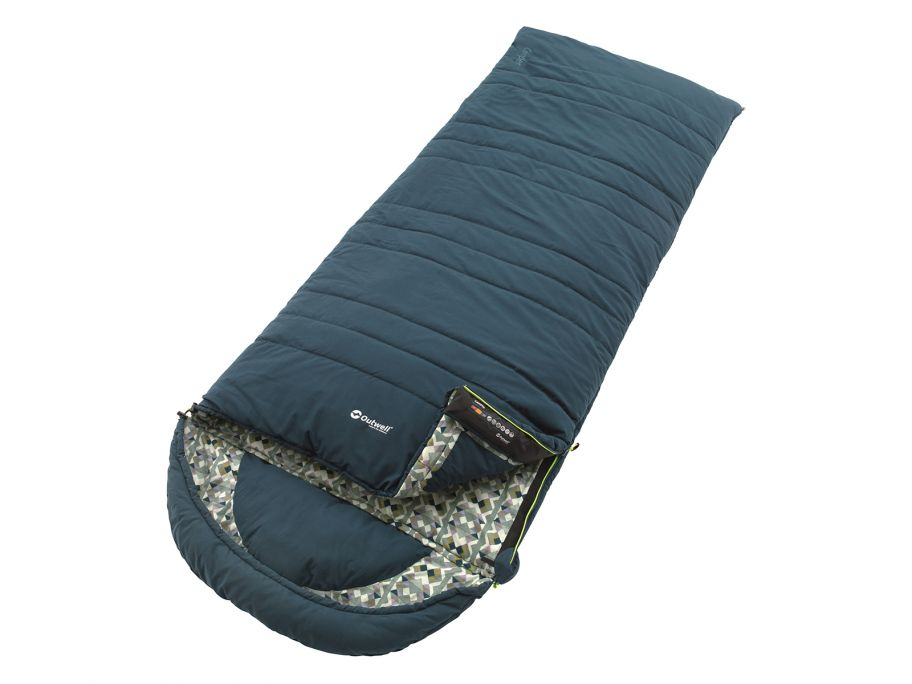 Outwell Camper blauw