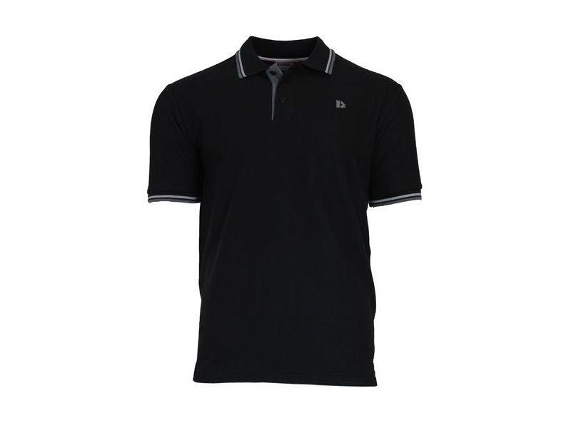 Donnay Tipped Polo Shirt
