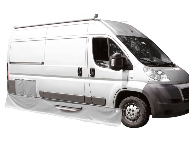 Fiamma Skirting Ducato tochtstrook