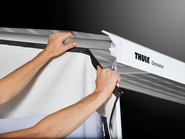 Thule Tension Rafter Blocker G2 275 spanstang