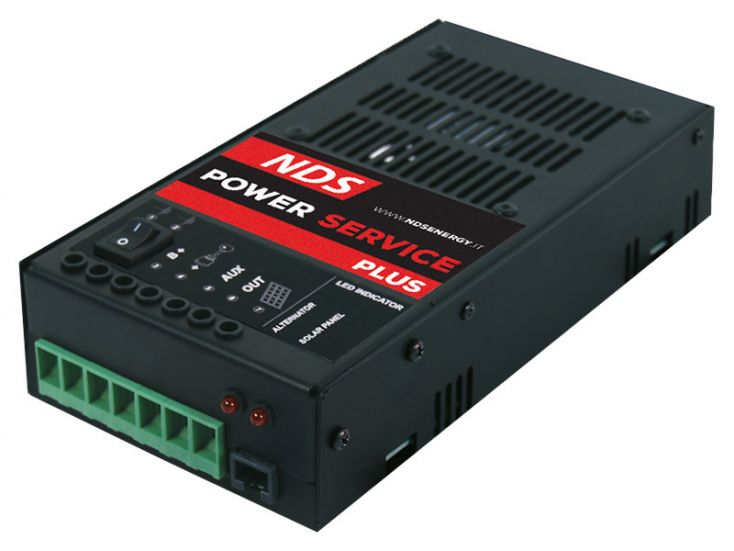 NDS Power Service Plus acculader
