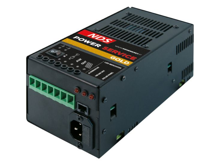 NDS Power Service GOLD acculader