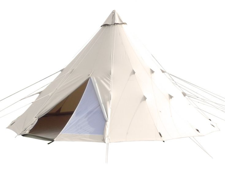 Hypercamp Tipi 500 Ultimate groepstent