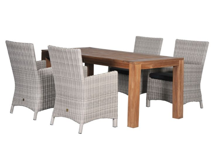 Outdoor Feelings Carlton Evora diningset
