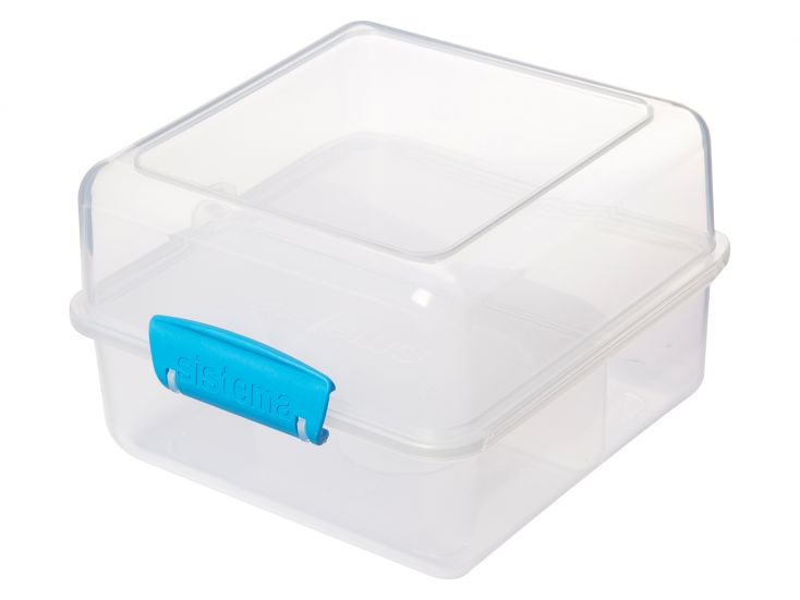 Sistema Lunch Cube to Go lunchbox