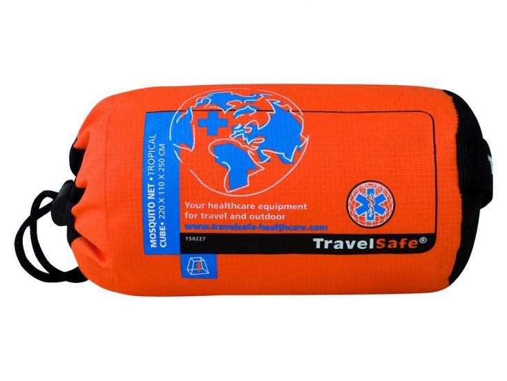 Travelsafe Cube Tropical 1-persoons tropenproof klamboe