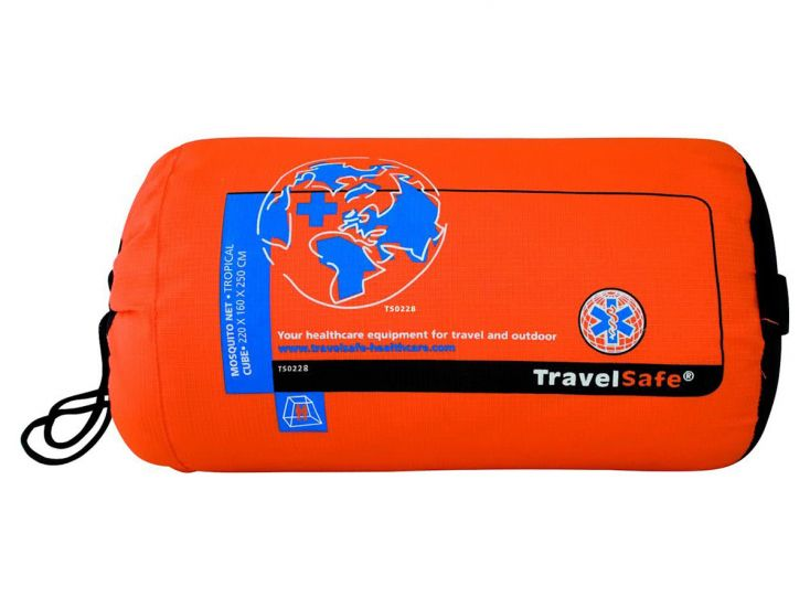Travelsafe Cube Tropical 2-persoons tropenproof klamboe