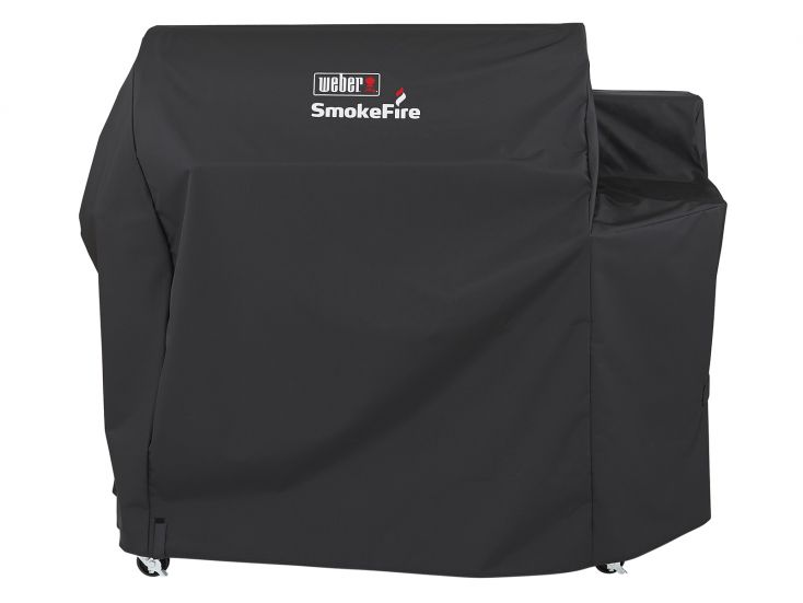 Weber Smoke Fire EX6 barbecue hoes