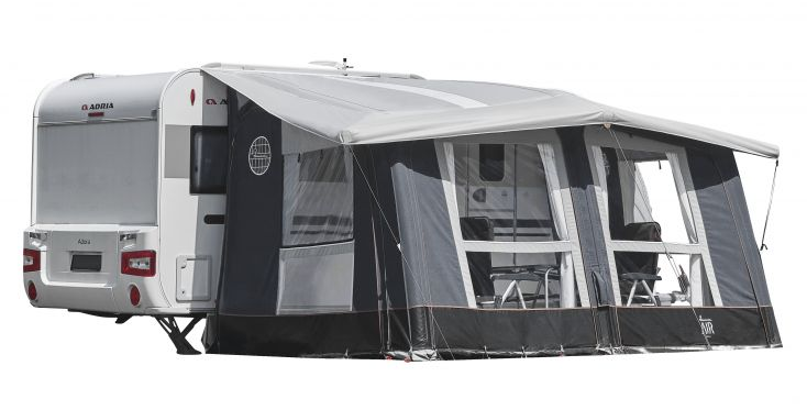 Isabella Air Cirrus North 400 caravanvoortent