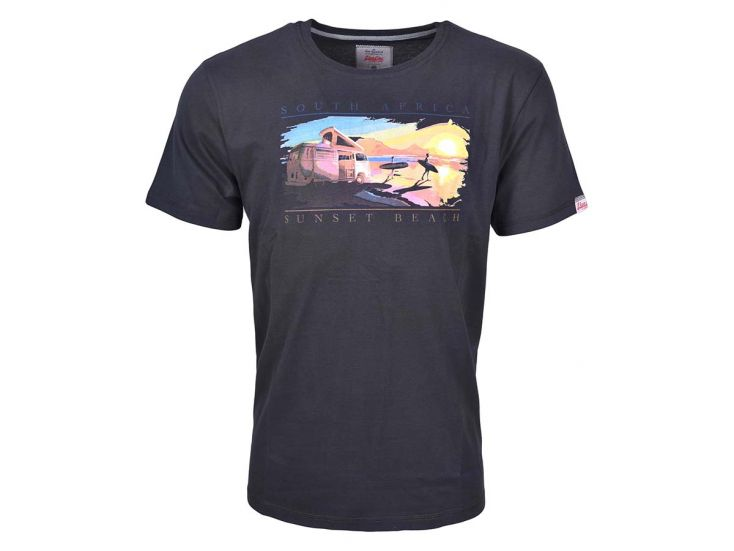 Van One Sunset Beach shirt