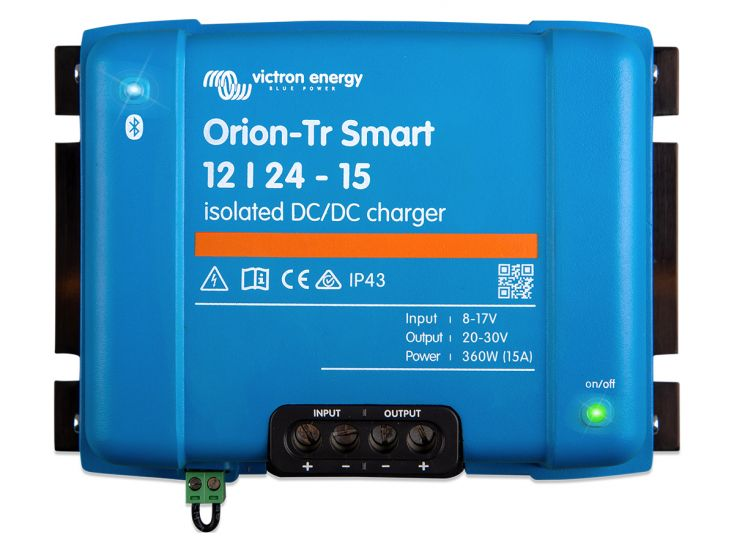 Victron Orion-TR Smart acculader