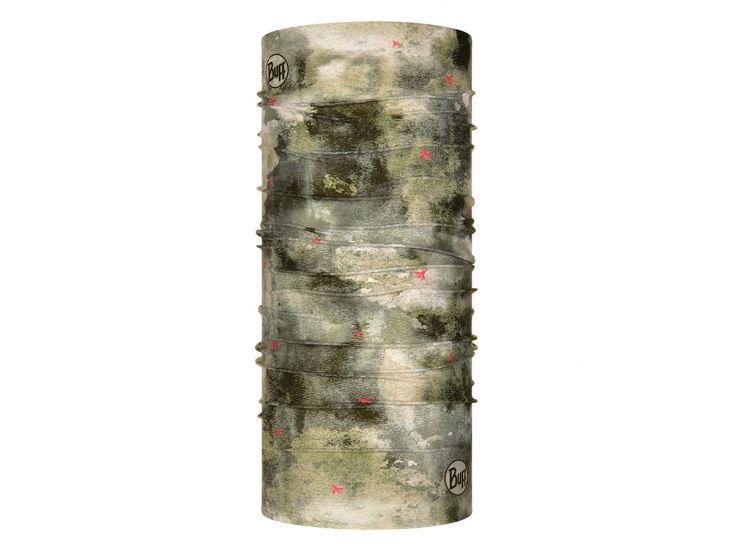 Buff Coolnet Insect Shield Future Forest Green sjaal
