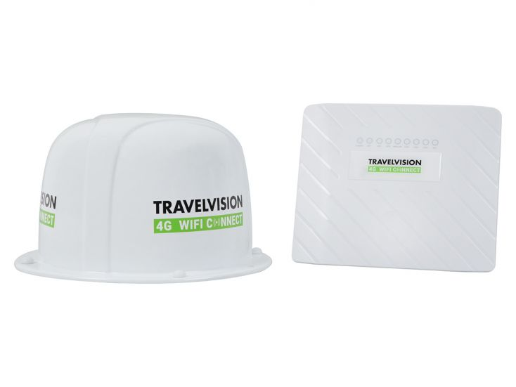 Travelvision 4G-WifiConnect Wi-Fi antenne