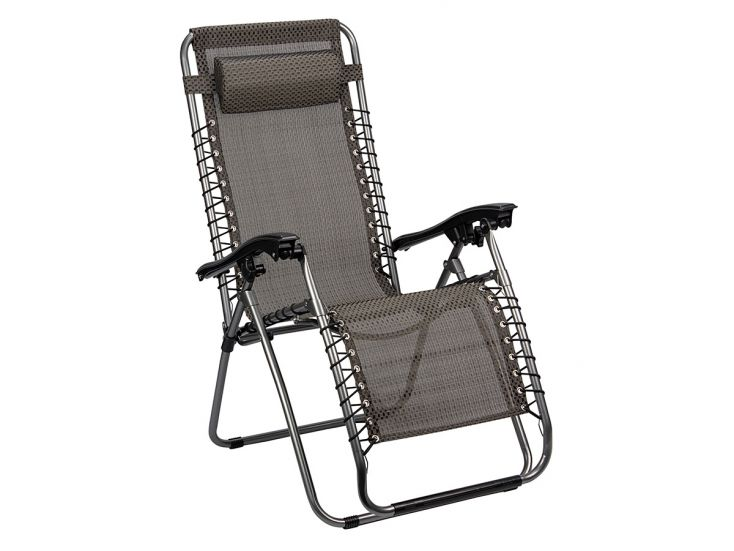 Abbey Camp Chaise Longue III relaxstoel