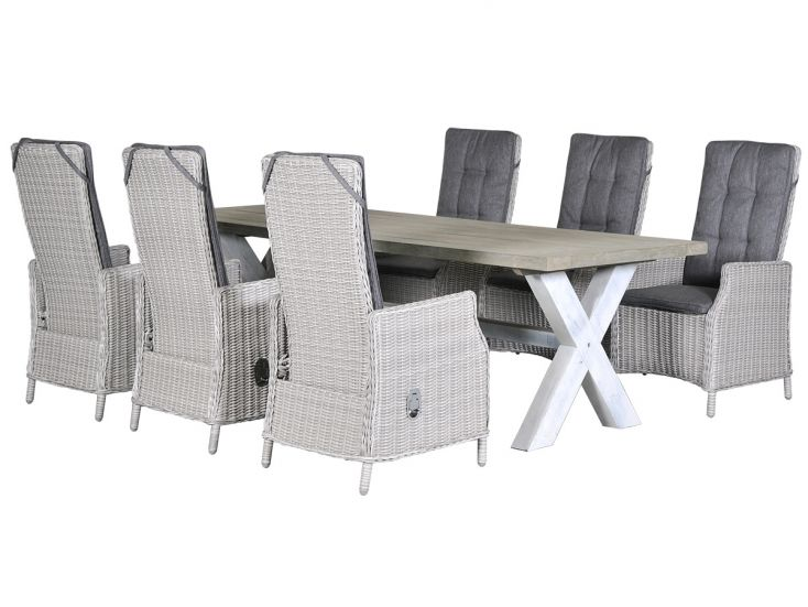 Outdoor Feelings Vicente Sentral 250 diningset
